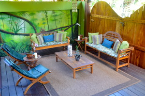 Physis Caribbean Relaxation Area
